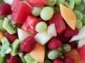 Colourful Fruit Salad