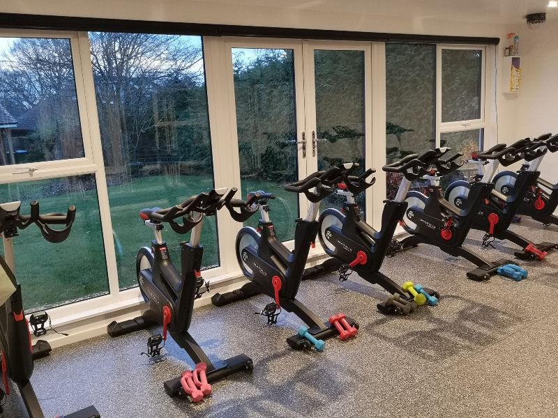 Studio-bikes