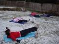 Outdoor Training in Winter